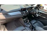 2018 BMW 2 SERIES ACTIVE TOURER 2.0 220d M Sport Active Tourer Auto (s/s) 5dr MP