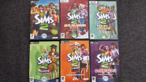 Sims / Sims 2 / Sims City & extensions