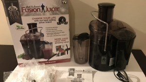 FUSION - Juicer - nearly new
