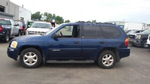 2002 GMC Envoy $4000.  Saftied and E-tested