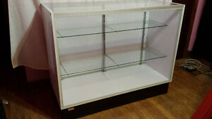 Retail Glass Display Unit Case Cabnet