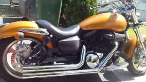 2002 Kawasaki 1500cc Vulcan Mean Streak