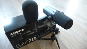 Looking for Shure SM7B