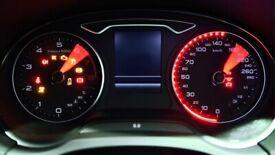 Audi Needle Dial Sweep A1 A3 S3 A4 RS4 A5 RS5 A6 RS6 A7 A8 Q5 Q7 TT R8