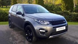 2015 Land Rover Discovery Sport 2.2 SD4 HSE 5dr Automatic Diesel Estate