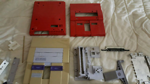 Box Of Used SNES Parts