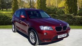 2012 BMW X3 xDrive20d SE 5dr Step Automatic Diesel Estate