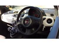 2013 Fiat 500 1.2 Street 3dr Manual Petrol Hatchback