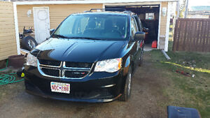 2013 Dodge Grand Caravan Minivan, Van