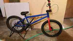 McNeil bmx with oddssey parts Sarnia Sarnia Area image 1