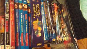 Films et séries pour enfants ou animés japonais