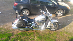 06 vtx 1300 touring for sale