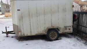 12ft cargo trailer great condition