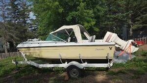 open bow boat for sale