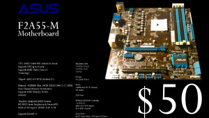 Asus F2A55 Motherboard