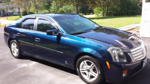 2006 cadillac cts mint condition