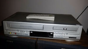 Duo DVD/VHS - DVD /VCR Combo player