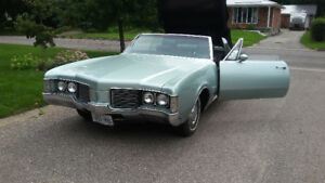 1968 Oldsmobile Delmont 88 Convertible, best offer