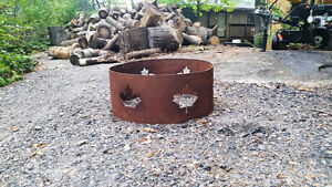 Custom Fire Pits/Rings - Gift Certs Available