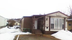 Mobile home for sale in Quesnel