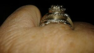 Beautiful diamond ring Peterborough Peterborough Area image 2