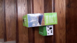Air bed double size with battery air pump brand new $25.00 for b
