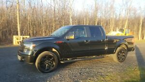 2014 Ford F-150 FX4 ECOBOOST SYNC NAV APPEARENCE CUIR TOIT OUV