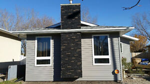 Exterior Renovations: Siding, Windows, Doors and Eaves. Regina Regina Area image 8