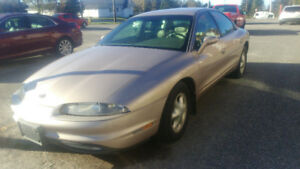 1998 Oldsmobile Aurora Sedan