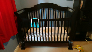 Sears Black crib