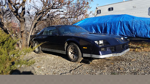 1982 Z28 Project