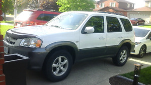 Mazda Tribute GS
