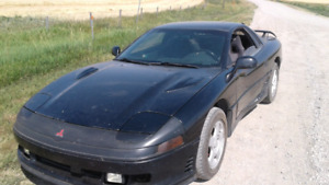 Mitsubishi 3000GT fun project car