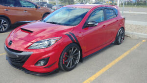 2013 Mazdaspeed3 TURBO, Low KM- MINT!