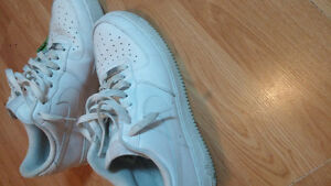 Nike Air force 1( white low top)