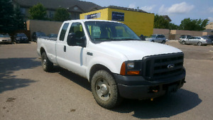 saftied 2003 Ford F250 superduty
