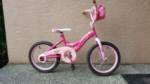 "Little Girl's ""Minnie Mouse"" Huffy"