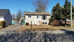 3 Bedroom home for rent in Dieppe