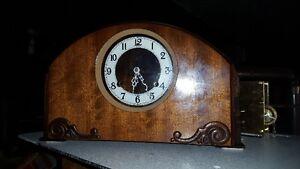 Horloge de Table, Mantel clock (possibilité livraison)