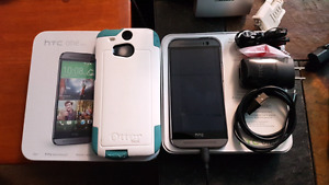 Htc one M8. Asking 225