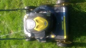 "Brute Murray 22"" 190CC 3 N 1 Gas Lawnmower As New"