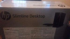 New sealed in box Hp slimline 260-a059w