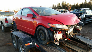 parting out 2008 honda civic coupe