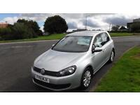 Volkswagen Golf 2.0TDI140bhp,2011SE,Alloys,Air Con,Cruise,Park Sensors,F.S.H