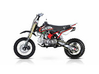 DEMON X DXR140 PIT BIKE MOTO CROSS OFF ROAD MONKEY BIKE STUNT