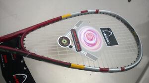 Squash Racquets - Head Great Deal