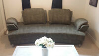 Normand Couture Designer Cameleon Couch Chaise Lounge