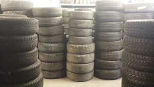OVER 500 SETS OF GOOD USED WINTER TIRES IN STOCK NOW! Kitchener / Waterloo Kitchener Area image 3