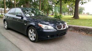 2007 BMW 5-Series 530 xi Sedan