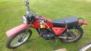 Kawasaki KE 125 Dunnville